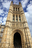 House of Parliament in London, UK — Stock Photo