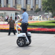 Stockfoto: Policeman, Beijing, China