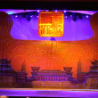 Stock Photo: Theater stage, Beijing, China