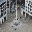 Stock Photo: Monument to commemorate Great Fire of London in 1666