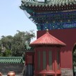 Architecture details in The Forbidden City, Beijing, China — Stock Photo