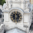 Clock on the tower, London, England — Stock Photo