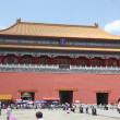 Forbidden City in Beijing, China — Stock Photo #18466359