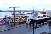 Port of Oslo — Stock Photo