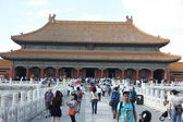 The Forbidden City (Palace Museum) in Beijing, China — Stock Photo