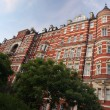 Grand Victorian mansions in Kensington, London, UK - Lizenzfreies Foto