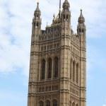 casa del Parlamento a Londra, Regno Unito — Foto Stock