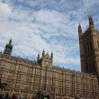 House of Parliament in London, UK — Stock Photo #18767447