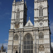 Westminster Abbey, London, UK — Stockfoto