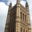 House of Parliament in London, UK — Stockfoto #18767689