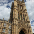 House of Parliament in London, UK — Stockfoto #18767915