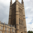 House of Parliament in London, UK — Stock fotografie