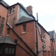Victorian Style Buildings in Chester, UK — Stock Photo #19058197