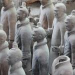 Terracotta Warriors in Xian, China — Stock Photo #19058377
