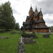 Heddal Stave Church — Stock Photo #19058643