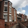 Victorian Style Buildings in Chester, UK — Stock Photo #19058733