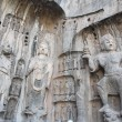 Longmen Grottoes — Stock Photo