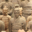 TerracottWarriors in Xian, China — Stock Photo #19059019