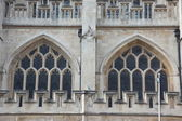 Antique exterior of the Bath Cathedral, England — Stock Photo