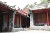 Temple in Shao Lin — Stock Photo