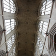Ceiling of the Bath Cathedral, England - Стоковая фотография