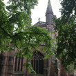 Chester cathedral — Stockfoto