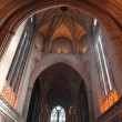 Stock Photo: Interior of Liverpool AnglicCathedral