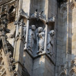 York Minster (England's largest medieval church) — ストック写真 #20828583