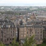 Panorama of Edinburgh, Scotland — Stock Photo #20829161