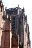 Anglican Cathedral, Liverpool — Stock Photo