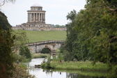 Mausoleum. Castle Howard - Yorkshire County, England — Stock Photo