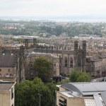 Panorama of Edinburgh, Scotland — Stock Photo #20831303
