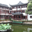 Yuyuan Garden in Shanghai, China — Stock Photo