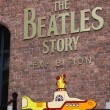 Постер, плакат: The Beatles Story Liverpool England Exhibition dedicated to the leading 1960s musician group The Beatles