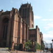Stock Photo: AnglicCathedral, Liverpool