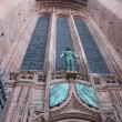 Stock Photo: Detail of Liverpool AnglicCathedral