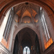 Interior of Liverpool Anglican Cathedral - Stockfoto