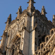 York Minster (England's largest medieval church) — ストック写真 #20909501