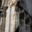 York Minster (England's largest medieval church) — 图库照片