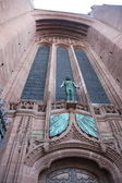 Detail of Liverpool Anglican Cathedral — Foto Stock