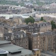 Panorama of Edinburgh, Scotland - Stock Photo