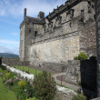 Stirling Castle in Stirling, Scotand — Stock Photo #21521275