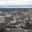 Edinburgh city - Stock Photo