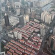 Aerial view of shanghai — Stock Photo #21521905