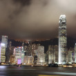 Hong Kong at night — Stock Photo #21522367