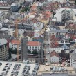 View of Bergen, Norway — Stock Photo