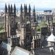 Architecture of St. Giles Cathedral Edinburgh Scotland — Stock Photo #21523457