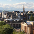 View on Edinburgh  — Stock Photo