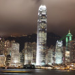 Hong Kong at night — Stock Photo #21524897