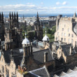 Edinburgh city — Stock Photo